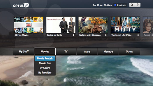 Optus TV with Fetch offers a world of entertainment - Good
