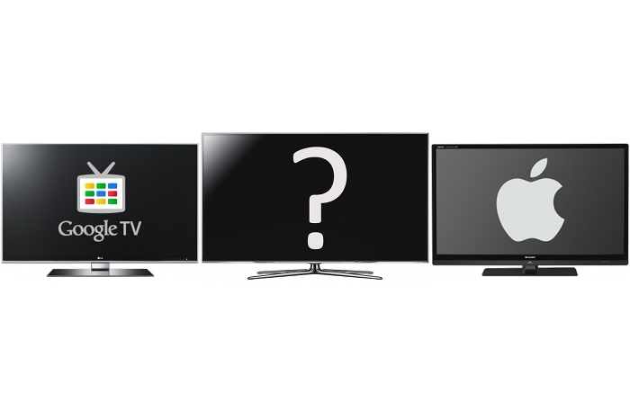 What's new for TVs in 2012: OLED, video on demand, and the Apple TV