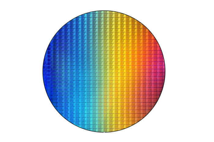 8th gen intel core wafer