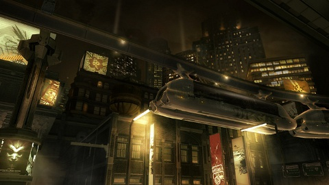 Deus Ex Human Revolution screenshot