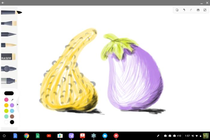 android apps chromebook artcanvas drawing