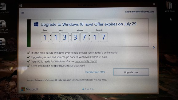 windows 10 countdown clock enhanced