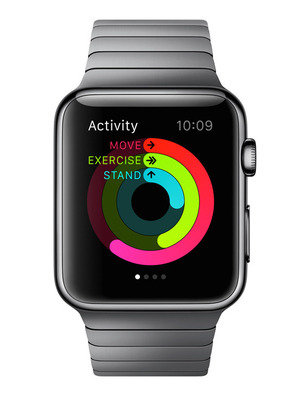 apple watch activity