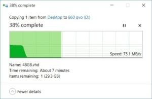 samsung 860 qvo slowdown