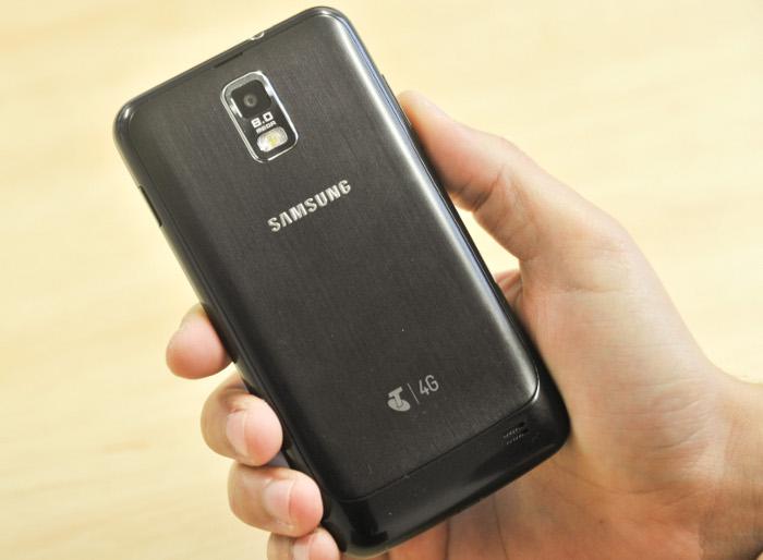 Samsung Galaxy S II 4G Review: Samsung Galaxy S II 4G review: 4G