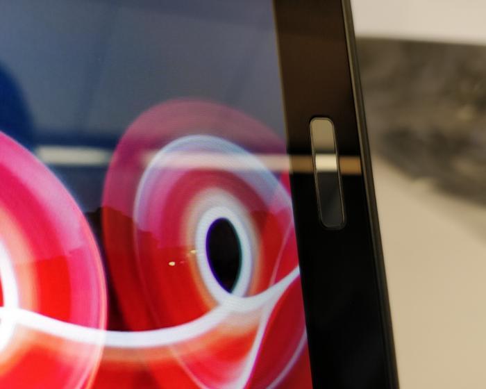 Lenovo X1 Tablet 2018 fingerprint reader 2