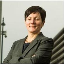 Stephanie von Friedeburg, CIO of World Bank.