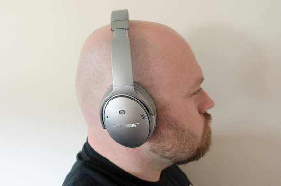 bose qc35 on seamus