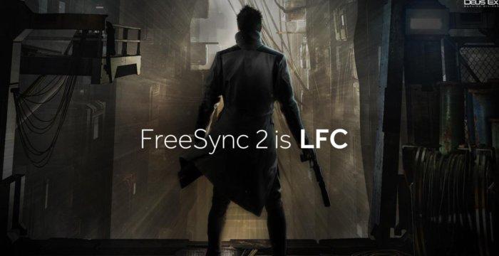 freesync 2 lfc