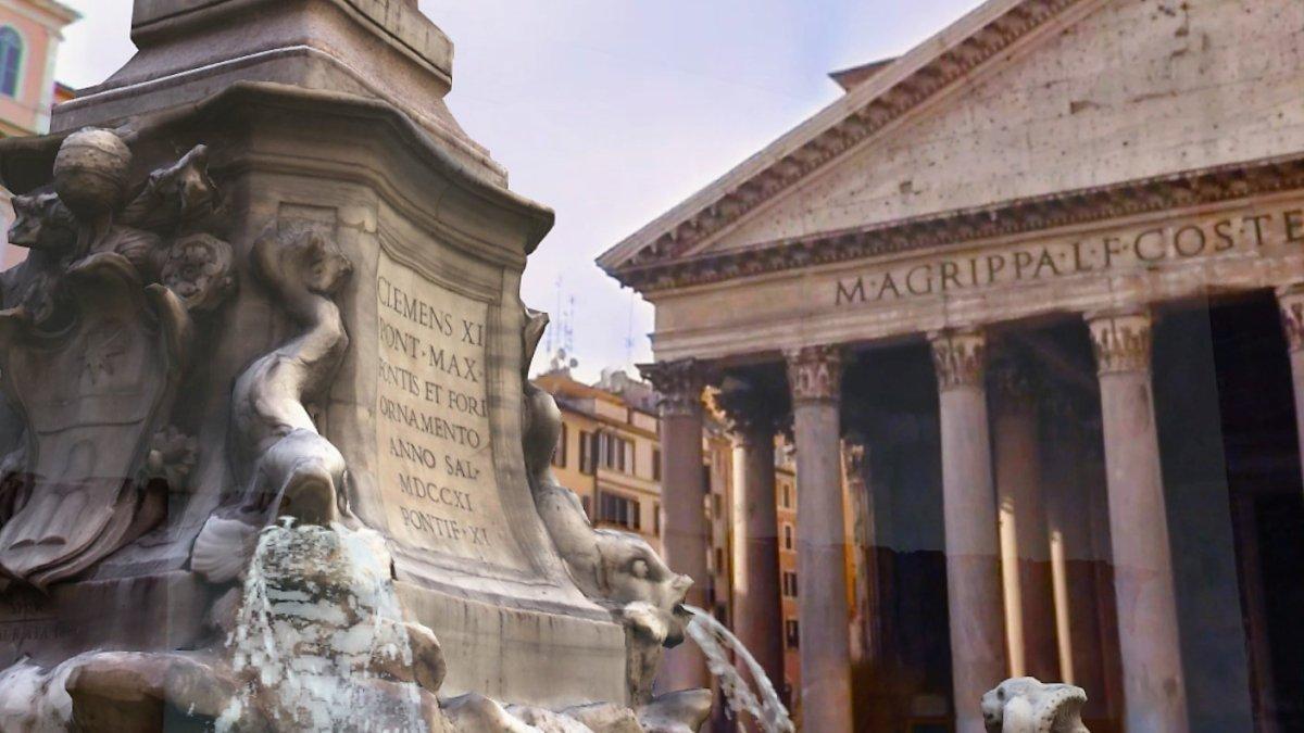 Microsoft HoloLens HoloTour Rome