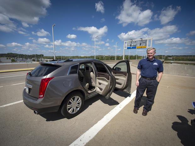 Carnegie Mellon self driving car