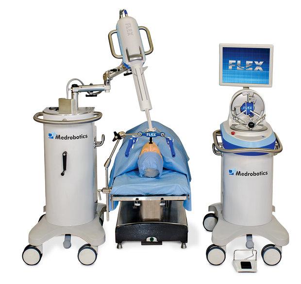 medrobotics flex system