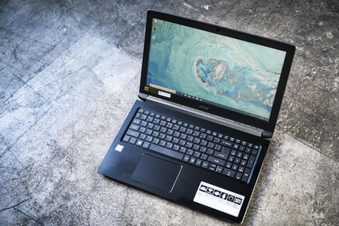 acer aspire 5 primary
