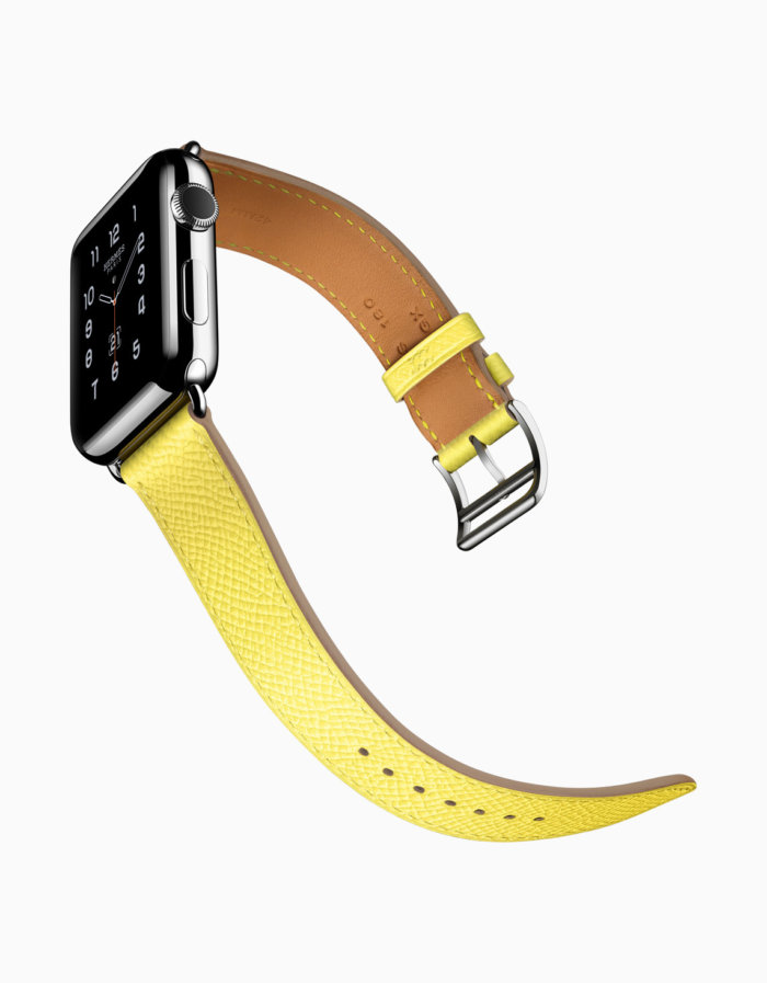 apple watch hermes spring 2017