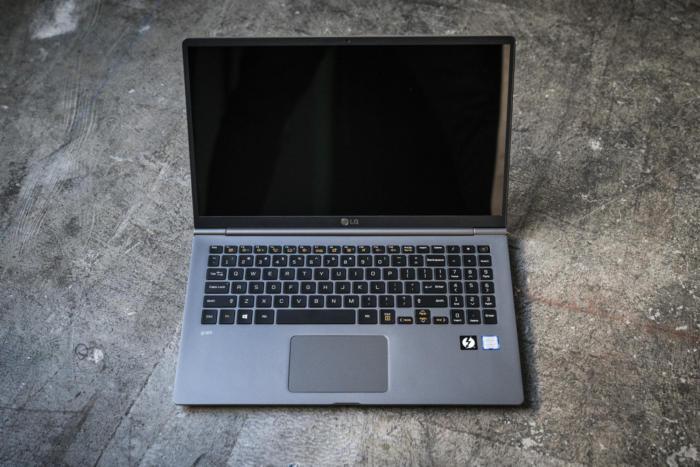 lg gram 15z980 front
