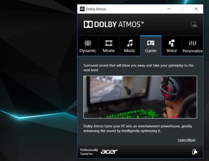 dolby app
