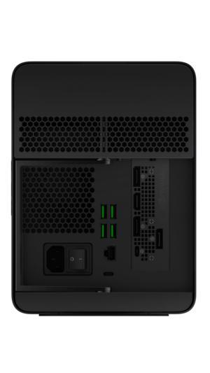 razer core x chroma 2019 4 ports