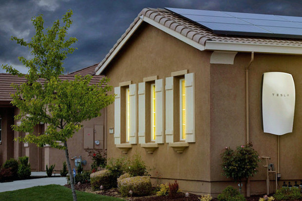 home tesla solarcity battery