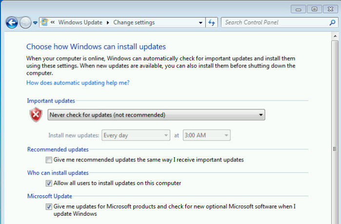 Take control of your Windows update strategy.