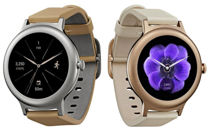 lg style watches