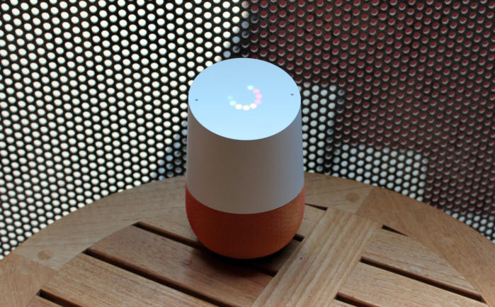 google home start up