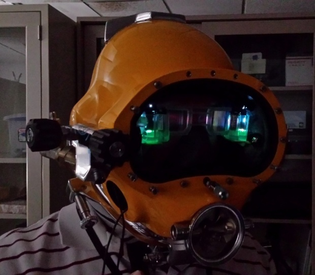 navy augmented reality