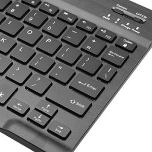 arteck hb030b wireless bluetooth keyboard detail