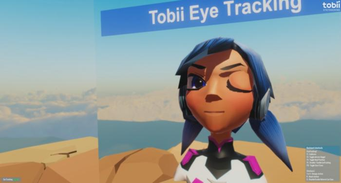 Tobii Eye Tracking - VR