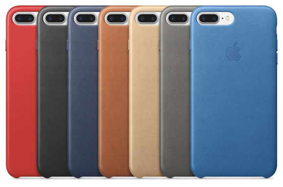 iphone7plus leather case lineup 2016 applepr