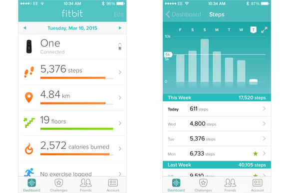 fitbit duo