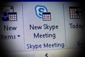 SfB  slither 0 skype for business