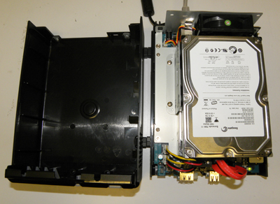 Synology DiskStation DS209+II NAS device