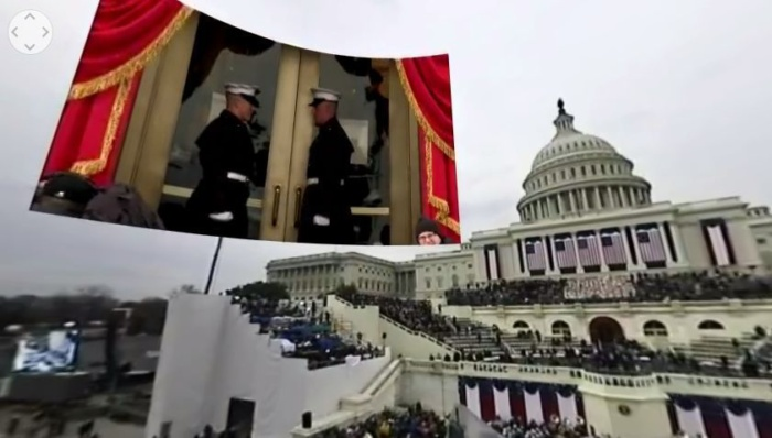 vr inauguration