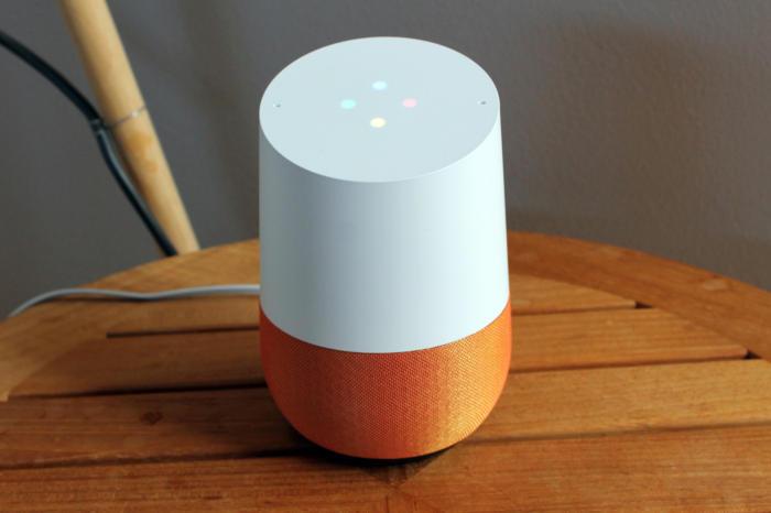 google home beauty