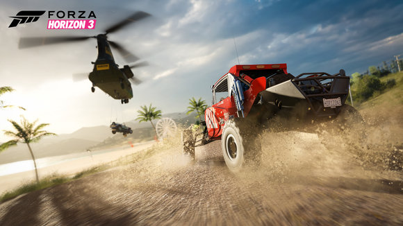 forzahorizon3 e3presskit chopperbuggy wm
