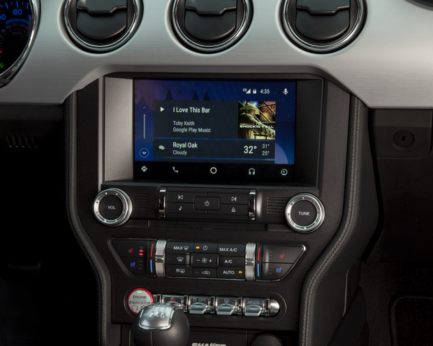 androidauto Ford