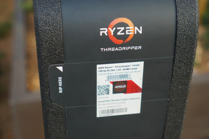ryzen threadripper box 4