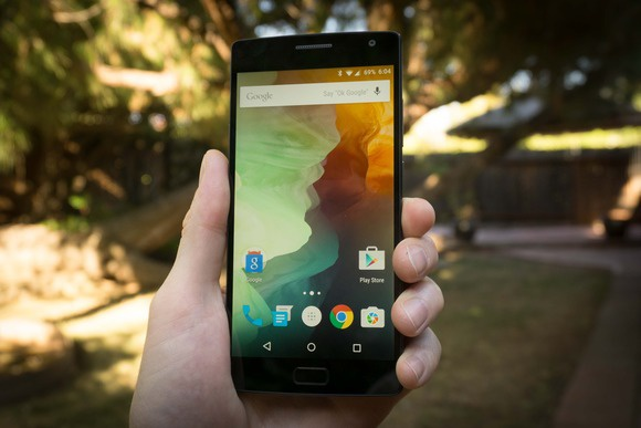 oneplus 2 front2