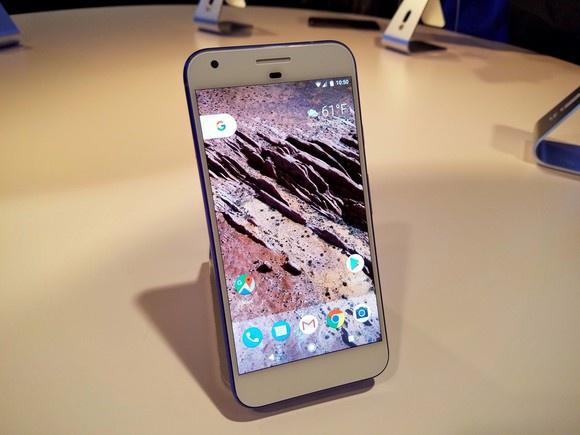 pixel phone table