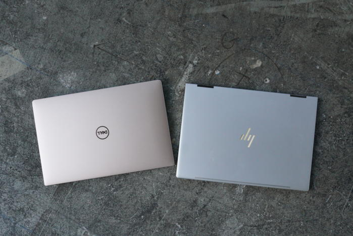 dell new xps 13 vs hp spectre x360 13 5