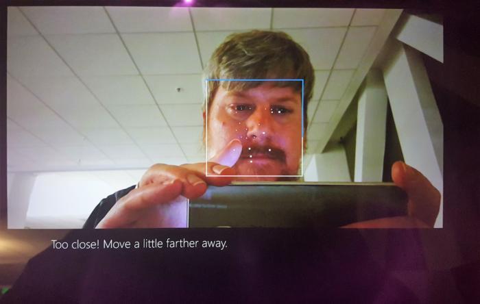 Windows 10 Creators Update Windows Hello