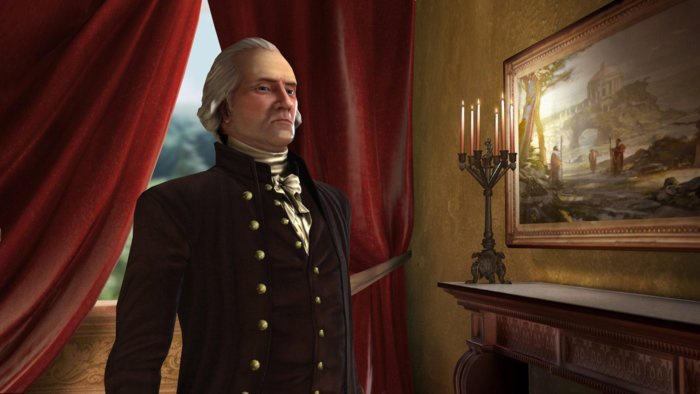 civilization v george washington