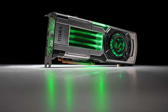 titan xp light side