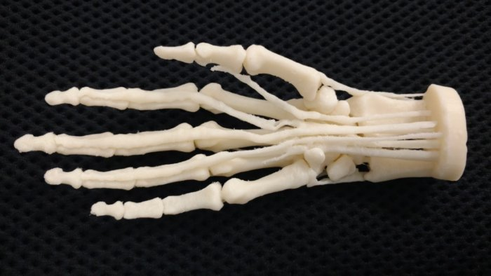 VA stratasys 3D printer
