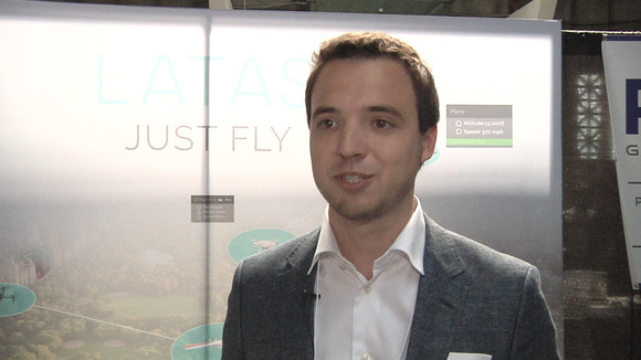 Vice President of Airspace Services at PrecisionHawk speaks about LATAS