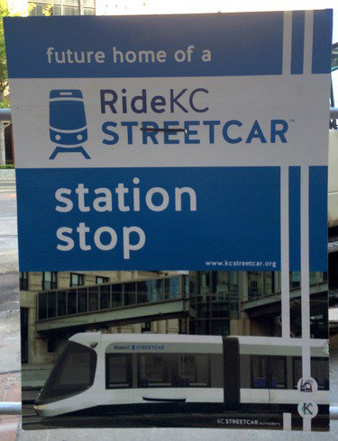 KC station sign