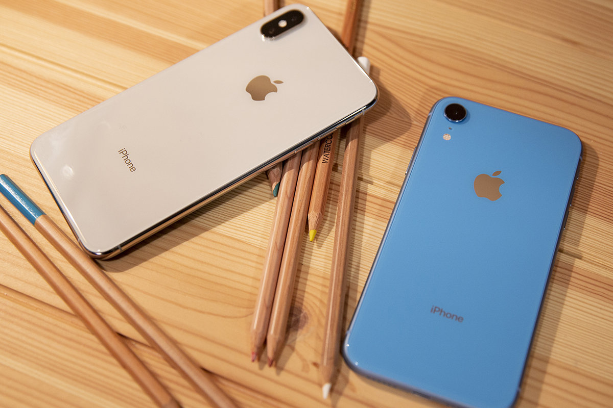 iphone xr xs max pencils