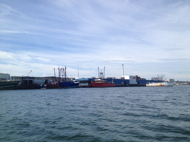 fish houses in new bedford port