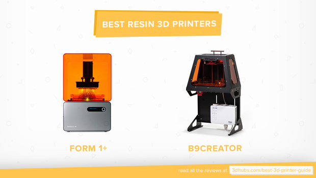 3D printers stereolithography