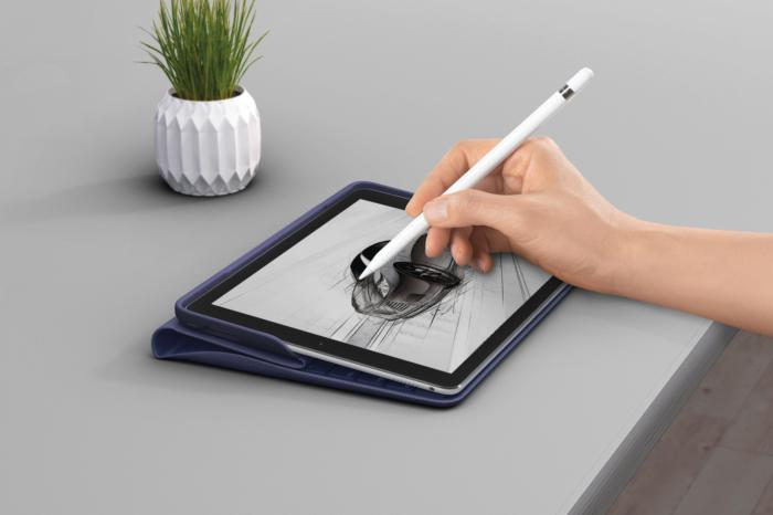 logitech create backlit keyboard for ipad pro 3